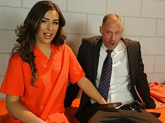 Chanel Santini fucks with the lawyer