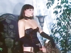 Candy fucks her tv maid