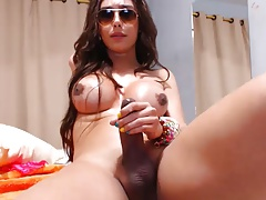 Hot Carolina big cumshot