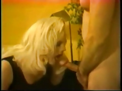 Blonde Girls WIth Dicks (Vintage Movie)